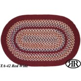 Tapestry Wine Red Multi Rug