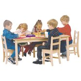 Laminate Top Classroom Table2