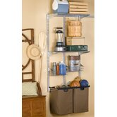 Storability Utility Room Wall Mount Storage System