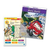 Universal Map Activities & Games