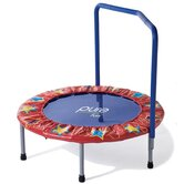 "36"" Kids Mini Trampoline with Handrail"