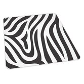 Zebra Design Chair Mat