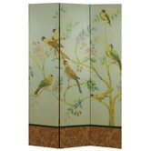 Oriental Birds Screen