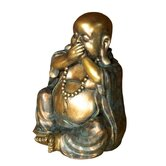 Laughing Buddha Figure