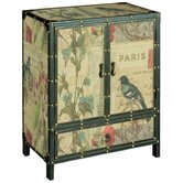 Paris 2 Door Cabinet