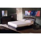 Milano Bedroom Platform Bed