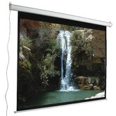 "84"" 4:3 Aspect Ratio Electric Screen in Matte White"