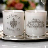 Grand Hotel de Paris Scented Candle Jar
