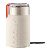 Bistro Electric Coffee Blade Grinder in Off-White