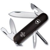 Tinker Boy Scout Multi-Tool Pocket Knife in Black