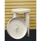 Non-Rotating Shower Stool