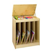 Cubbie Big Book Easel in Natural