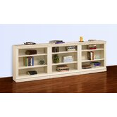 "Hampton 36"" Short 3-Piece Wall Bookcase"