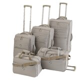 Eco-Friendly Renovo 5 Piece Spinner Luggage Set