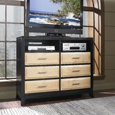Insignia 6 Drawer Media Chest