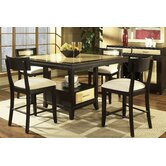 Insignia 5 Piece Counter Height Dining Set