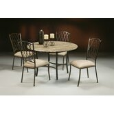 Atrium 5 Piece Dining Set
