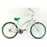 Women's Single Speed Aluminum Beach Cruiser