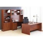 Pro X - U-Shape Workstation Desk Office Suite