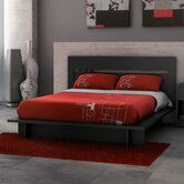Milan Queen Platform Bed