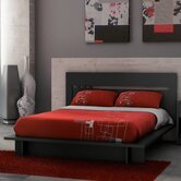 Milan Platform Bedroom Collection