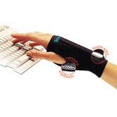 SmartGlove Wrist Wrap, Medium, Black