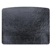 "Desk Pad, 19-3/4""x24-3/4"", Black"