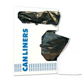 33-Gallon Low-Density Can Liner in Black