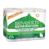 Seventh Generation Toilet Paper, Paper Towels and Toilet Seat Covers