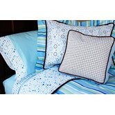 Classic Blue Bedding Collection