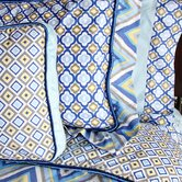 Ikat Boy Duvet Collection