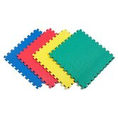 Recyclamat Reversible Foam Mats in Multi-color (Pack of 4)