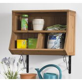 Atlantic Outdoor Decorative Shelving