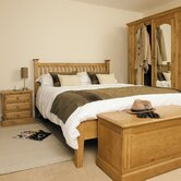 Woodland 4 Piece Pine Bedroom Collection