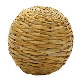 Ochre Ball D&eacute;cor