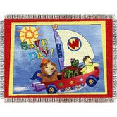 Entertainment Tapestry Throw Blanket - Wonder Pets - Save The Day