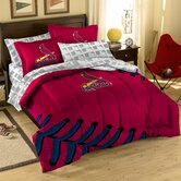 MLB St. Louis Cardinals Bed in Bag Set
