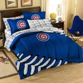 MLB Chicago Cubs Bed in Bag Set