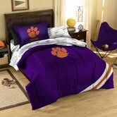 College Clemson Bed in Bag Set