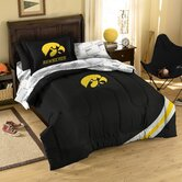 College Iowa Bed in Bag Set