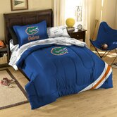 College Florida Gators Bed in Bag Set