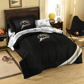 College Western Michigan Bed in Bag Set