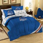 Collegiate Boise State Twin / Full Comforter Set