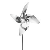 Viento Stainless Steel Pinwheel