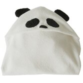 Panda Bamboo Hooded Towel