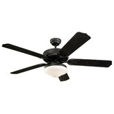 Weatherford Deluxe 5 Blade Outdoor Ceiling Fan