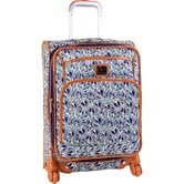 "Baby Hearts 20"" Expandable Spinner Suitcase"