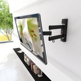 "Adjustable Wall Mount TV Bracket for 14"" - 40"" Screens"