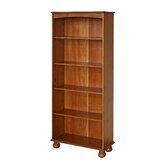 Sheraton 5 Shelf Bookcase