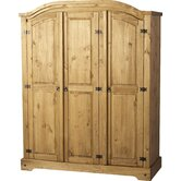 Corona 3 Door Wardrobe